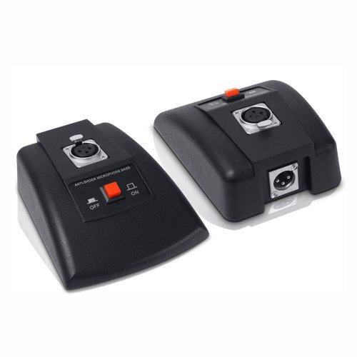 LD Systems D 1015 CMB Sockel für D1015CM Konferenzmikrofon (XLR, 3-polig) A/b-schalter