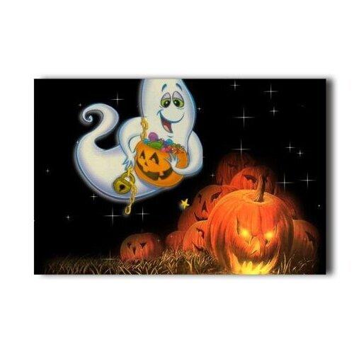 20x30-inch-poster-halloween-night-pumpkin-ghost-halloween-wall-sticker