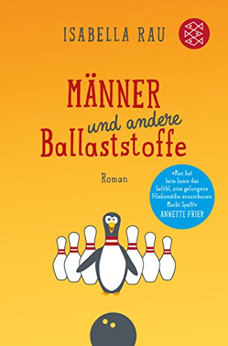 Buchcover Männer und andere Ballaststoffe: Roman