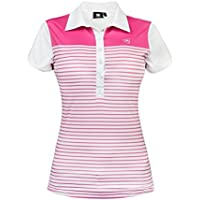Golf polo para mujer beFresh ROSA (XL)