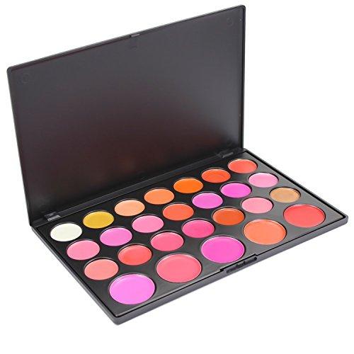 FantasyDay® 26 Couleurs Palette de Maquillage Rouge à Lèvres Lip Gloss Cosmétique Set - Convient Parfaitement pour une Utilisation Professionnelle ou à la Maison
