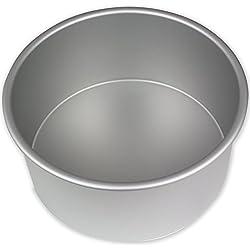 Pme M229803 - Molde aluminio extra profundo redondo 084 20 x 10 cm