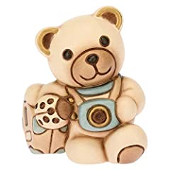 Idea Regalo - THUN Teddy Lui, in Ceramica, 7,9 cm