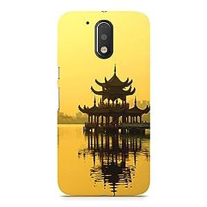 Hamee Designer Printed Hard Back Case Cover for Nokia 6 Design 9958