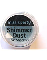 Miss Sporty Shimmer Dust Eye Shadow Powder - Blue -003 Lush