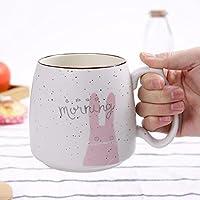 ZHGI Tazza ceramica tazza ceramica creativa in tutto l
