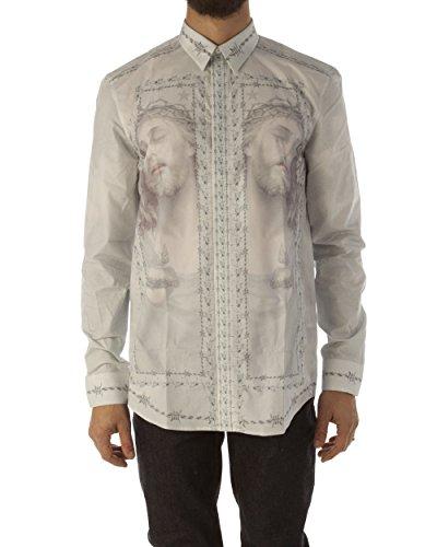 GIVENCHY Uomo Abbigliamento Camicie (Product Code 16j6062/852455/sky blue)