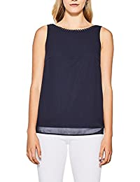 ESPRIT Collection Damen Bluse 077eo1f017