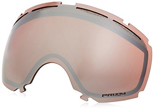 Oakley Erwachsene Replacement Lenses Canopy, Prizm Goggle Black Iridium, Einheitsgröße