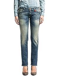Replay Damen Slim Fit Jeans Rockxanne WX521