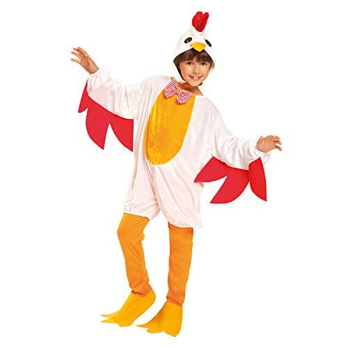 My Other Me - Disfraz de Gallina, talla 3-4 años (Viving Costumes MOM01638)