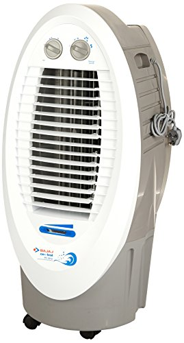 Bajaj PC2012 20-Litre Room Cooler (White)  available at amazon for Rs.4999