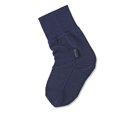 Sterntaler Baby - Jungen Socken 8501480, Gr. 22 (Herstellergröße: 21/22), Blau (marine 300)