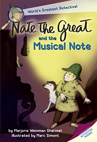 Nate the Great and the Musical Note por Marjorie Weinman Sharmat And Cr Sharmat