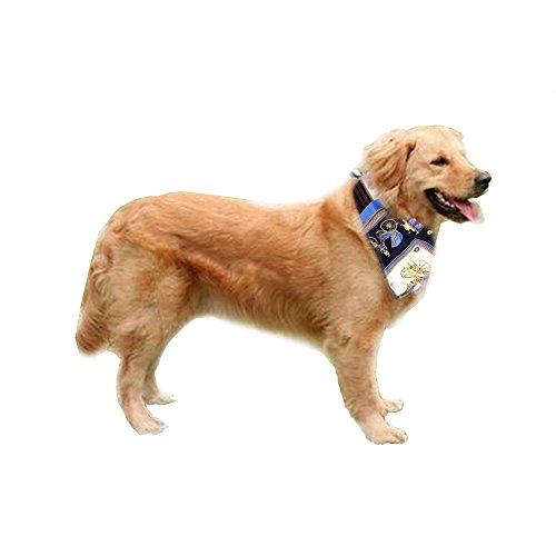 e Schals für Mediun größten Hunde Katzen Bandana Fashion Geschenke für Haustiere (Rosa Bandana Party Supplies)