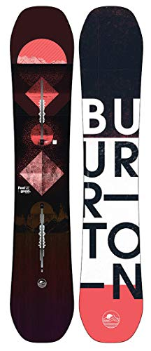 BURTON FEELGOOD FLYING V 2019/20 Allmountain Freeride Snowboard 10709106000(149)