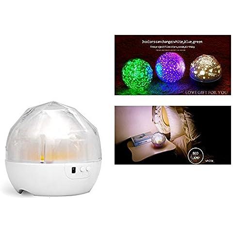 King Magie lampada lampada per Diamante per forma STELLA LED lampada per portatili