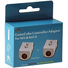 Mayflash Dual Pack GameCube GC Controller Adapter Converter para Wii y Wii U