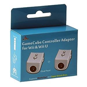 Mayflash GC Controller-Adapter für Wii und Wii U (Doppelpack)
