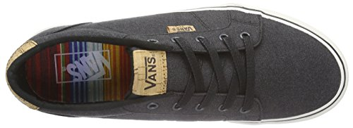 Vans M Bishop Cork, Baskets Basses Homme Gris ((cork) Gray