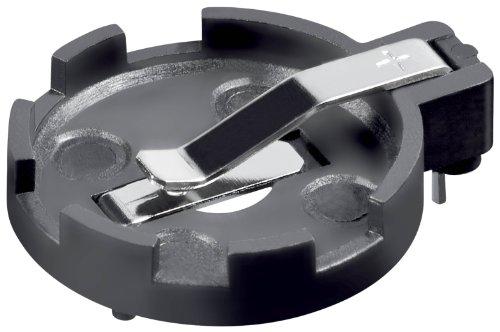 Wentronic support de pile pour pile bouton à partir de 20 mm