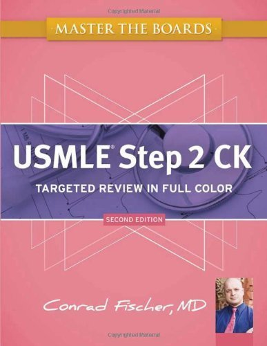 Master the Boards USMLE Step 2 Ck by Fischer, Conrad (2012) Paperback