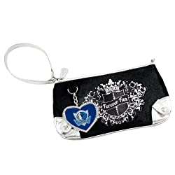NBA Dallas Mavericks Sport Luxe Fan Wristlet