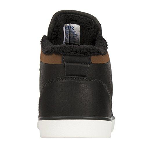 Etnies Schuhe Jefferson Mid Dunkelgrau Grau
