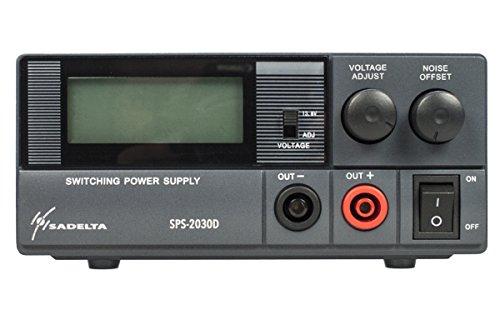 SADELTA SPS-2030D Fuente Alimentación Conmutada 220 v / Salida regulable de 9 - 15 voltios. capacidad 20-30 amperios