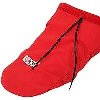 Foot Covers Socks Adult Fertilizer Thick Cotton Breathable Geeignet Für Beinschwellungen Und Toe-Patienten,Red