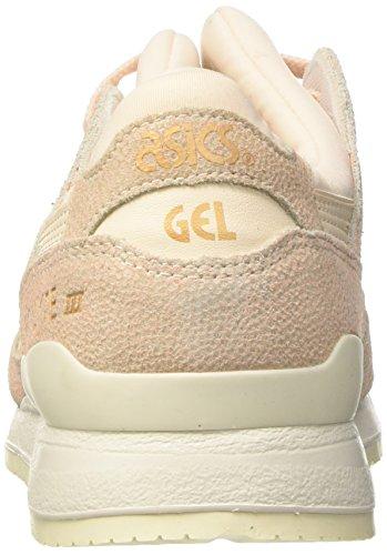 Asics Gel-lyte Iii, Baskets Basses Pour Femmes Rose (crème Vanille / Crème Vanille)