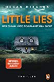 LITTLE LIES von Megan Miranda