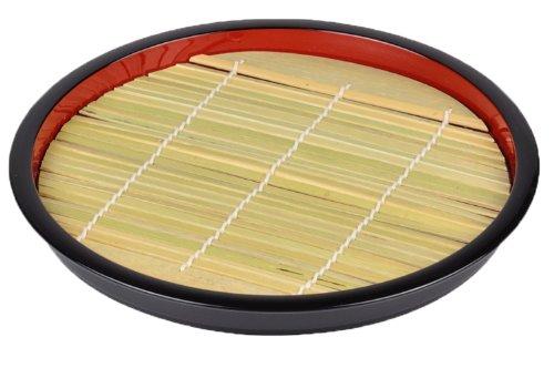 Piatto di grano saraceno Pearl Takumian (cerchio) Inferriate con H-5281 (Giappone import / Il pacchetto e il manuale sono scritte in giapponese) - Piatti Asiatici