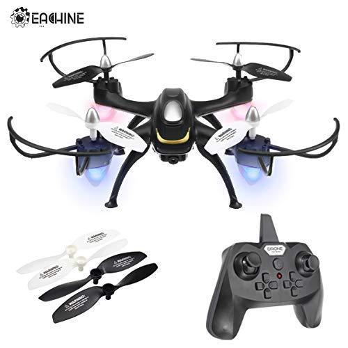 Quadrocopter mit 2.0MP HD Kamera, EACHINE E33C Quadrocopter ferngesteuerte Drohne RTF