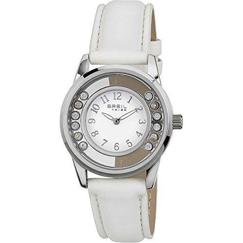 Women's Steel watch Moon River White Tribe Breil