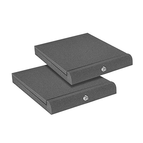 Adam Hall Stands Pad Eco Serie spadeco2 Absorber per monitor da studio, colore...