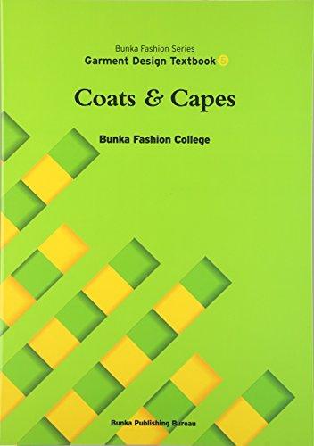 """Garment Design Textbook (5)@Coats • Capes (•¶‰»ƒtƒ@ƒbƒVƒ‡ƒ""""'åŒn)"""