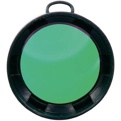 Filtro verde per Olight T10, T15, T20M, T20T, T25, I10, I15, I20, I25e per Fenix PD 20e PD 30