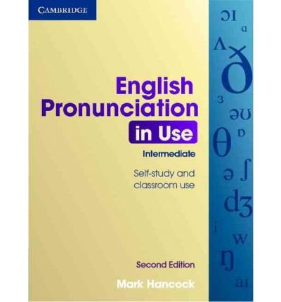 [ ENGLISH PRONUNCIATION IN USE INTERMEDIATE WITH ANSWERS BY HANCOCK, MARK](AUTHOR)PAPERBACK
