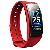 UINGKID smartwatch Armband Armbanduhr Fitness Smart Monitor Herzfrequenz Farbe für iOS Android