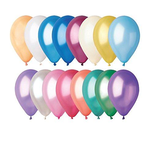 Sachet Ballon Nacré Multicolore ...