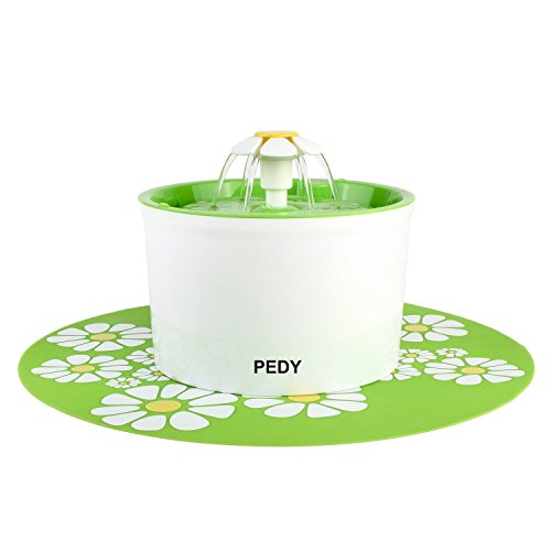 Zoom IMG-1 pedy fontanella fontana floreale automatico