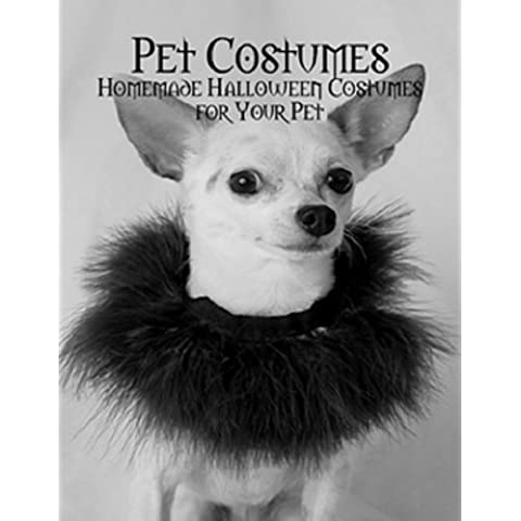 Pet Costumes - Homemade Halloween Costumes for Your Pet (English Edition)