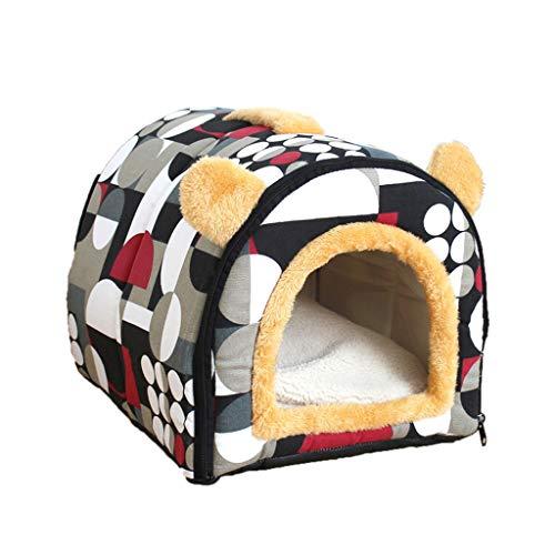 Cama gato Pecute Cama Cama perro Perrera invierno