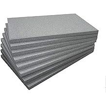 Poliestireno – EPs 100 Grafito paneles para aislante térmico a rendimiento migliorate ...