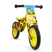 Milly Mally 4713 - Kinderlaufrad 12-Zoll-Räder, giraffe