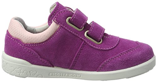 Ricosta Anja, Sneakers basses fille Pink (Candy)