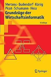 Grundzüge der Wirtschaftsinformatik (Springer-Lehrbuch)