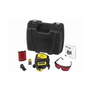 Niveau laser ligne automatique STANLEY SL360 + lunettes + cible + support + piles + mallette - 1-77-217