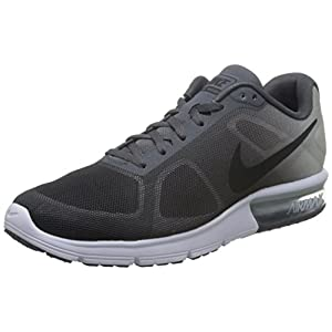 41lQgg0oftL. SS300  - Nike Men's Air Max Sequent Running Shoes